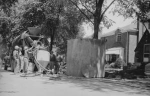 Detroit Metropolitan Sewer Relief, 1968, Jay Dee Contractors