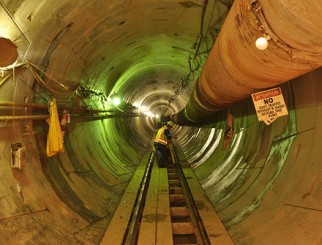 Bay Division Pipelines Reliability Upgrade – Bay Tunnel